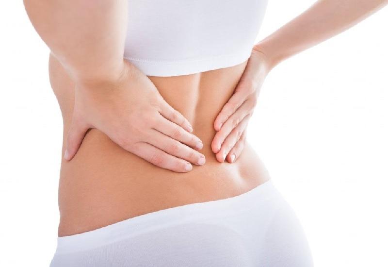 Đau lưng khi mang thai tuần đầu