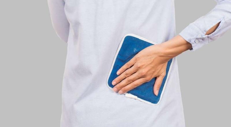 Cách chữa đau lưng không cúi được