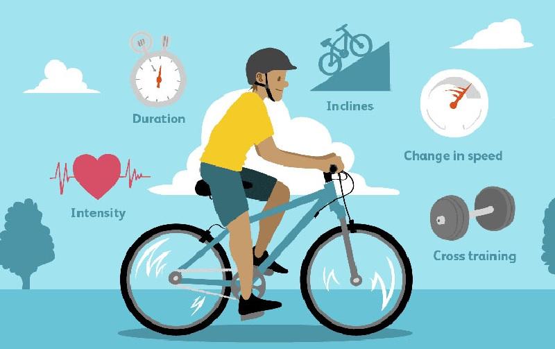 Lợi ích của đạp xe đối với người bị thoát vị đĩa đệm